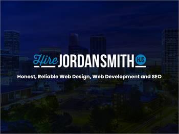 Hire Jordan Smith   Professional Web Design, Logo Design / Branding, Web Development and SEO
