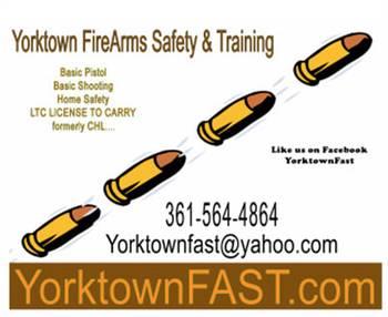 YorktownFAST (Firearms Safety & Training)
