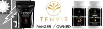 Tenvis Nutrition Company - Vitamins, Supplements, & Apparel
