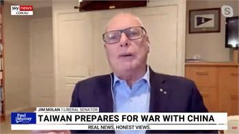 Taiwan Prepares for War