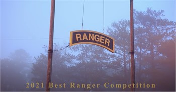 Watch the 2021 Best Ranger Competition on YouTube