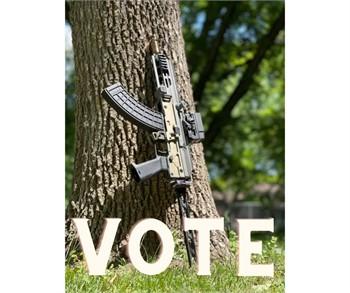 VOTE FOR THIS RANGER'S AK